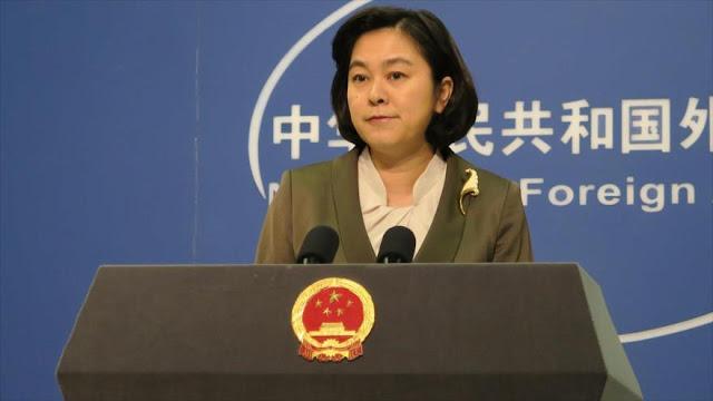 China saluda nuevo informe sobre respeto por Irán de pacto nuclear