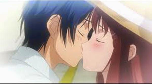 Kimikiss Pure Rouge - Rekomendasi anime romance teman masa kecil jadian (Childhood friend)