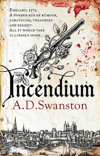 The Incendium Plot, A.D. Swanston