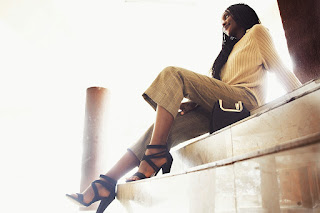how to control perfectionism. monochrome. monochromatic look. culottes