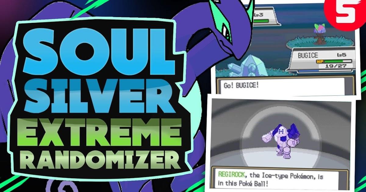 Download pokemon soul silver hack nds