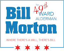 Bill Morton for 49th Ward Alderman
