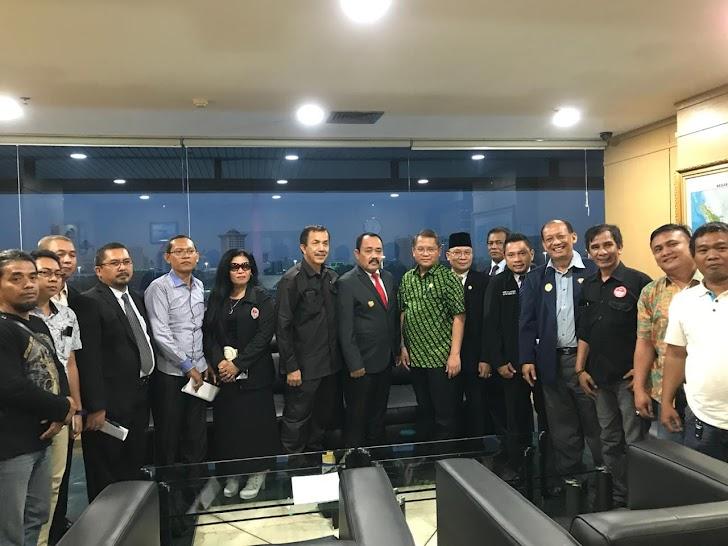 Press Release, Menkominfo Janji Bawa Masalah Pers Indonesia ke Presiden