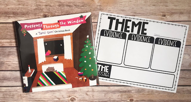Using Mentor texts is fun way to teach or review reading comprehension to upper elementary students. These digital and printable graphic organizers are a fun way to engage , whether you utilize mentor texts in centers, small groups or the whole class. Embracing the chaos of the Christmas season and tying in the holidays in a great way to make sure students retain the instruction on various skills {3rd, 4th, 5th, December}