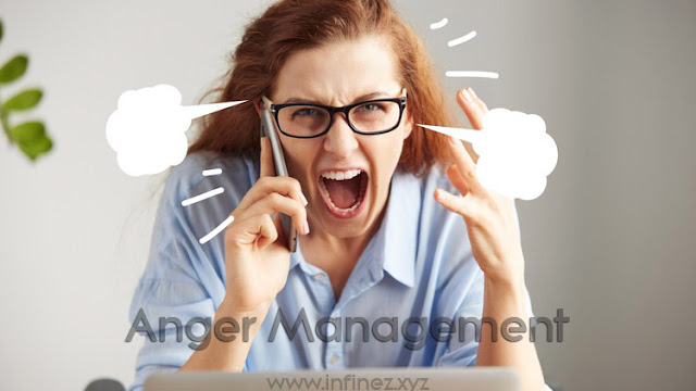 What is Anger Management? - Infinez