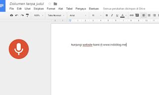cara menulis blog lewat hp