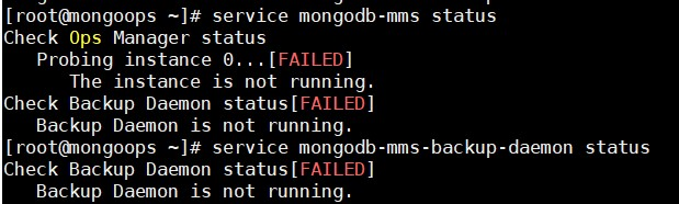 How to Fix Mongodb OPS Manager Failure to connect to configured mongo instance