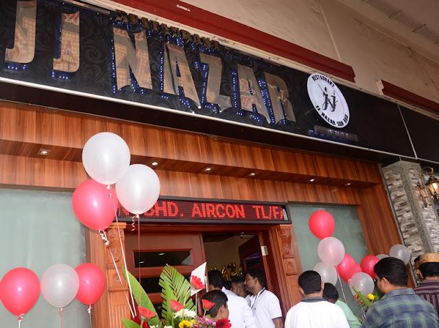 Cawangan Restoren JJ Nazar (Indian), Wilayah Persekutuan Labuan - Labuan Blogger
