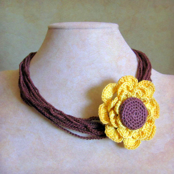 choker necklace crochet pattern crochet jewellery