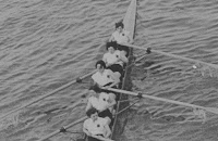Alpha Ladies Amateur Rowing Club WEHORR 1954
