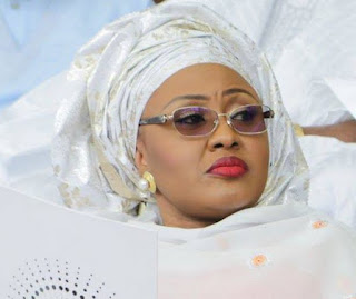 Aisha Buhari Makes U-Turn As She Reveals President Buhari Has Started Fulfilling Campaign Promises