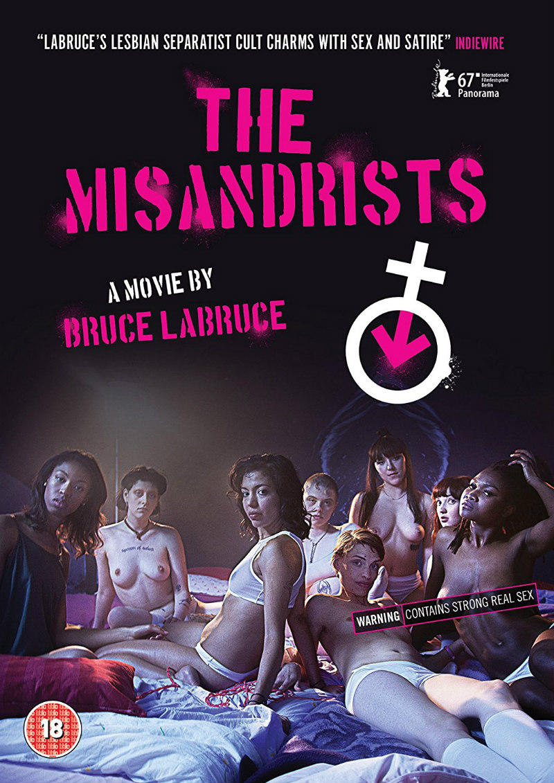 the misandrists dvd