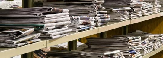 La difícil supervivencia de los periódicos locales, por Alba Benesiu