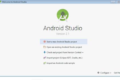 Tutorial Membuat Aplikasi Android Sederhana dan Menghasilkan dari Admob