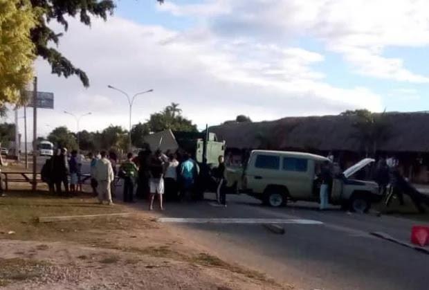 Reportan nuevos enfrentamientos entre militares e indígenas en Gran Sabana