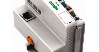 QED's: WAGO 750-843 Controller using Python and Modbus