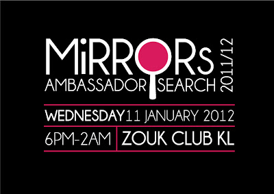 Mirrors Ambassador Search Beautiful Ladies