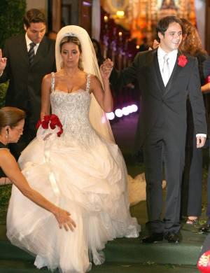 Rafaela Bassi, casamento com Felipe Massa