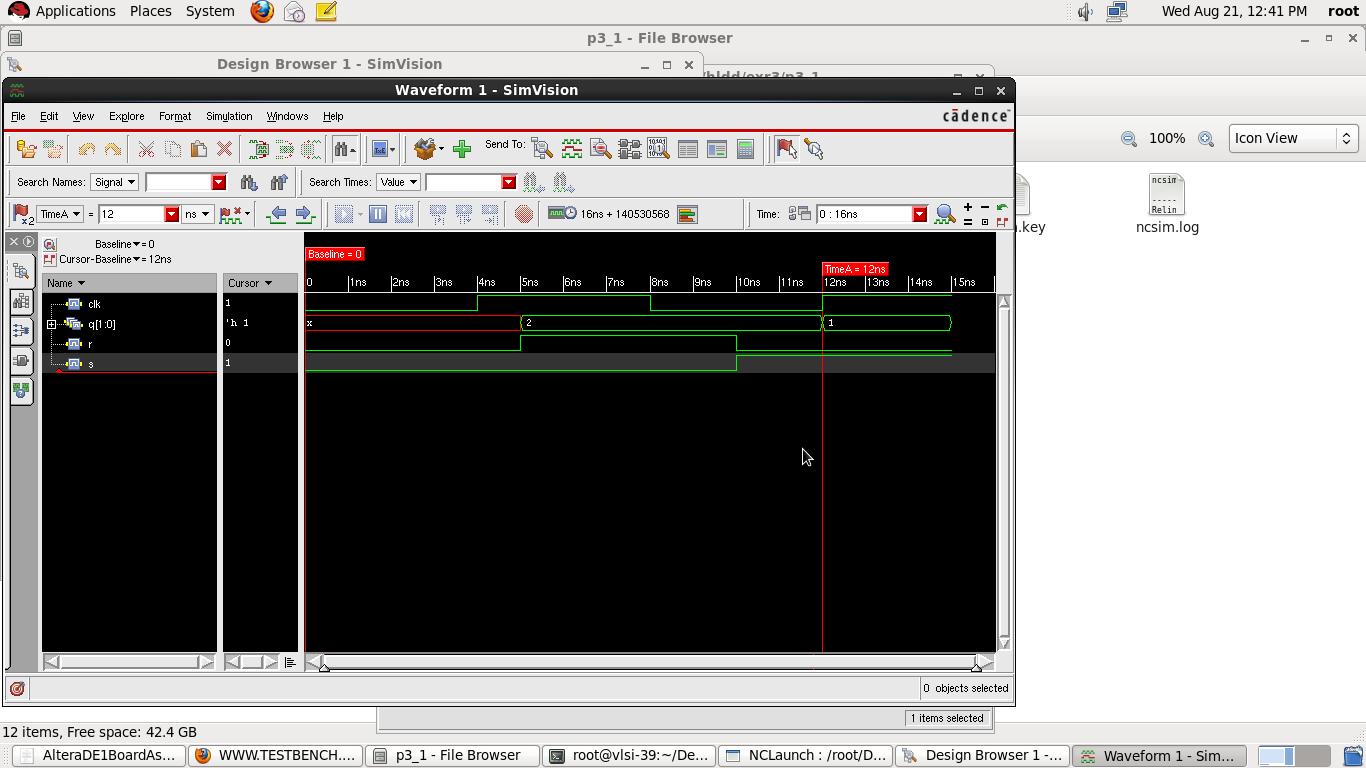 VLSI ON NET: ALTERA DIGITAL LAB SOLUTIONS (DE1 Board)