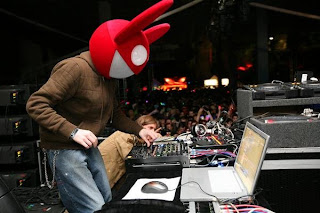 Deadmau5 In Concert image from Bobby Owsinski's Big Picture production blog