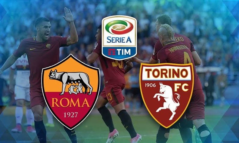 Dove Vedere ROMA-TORINO Streaming Rojadirecta Video Gratis Online
