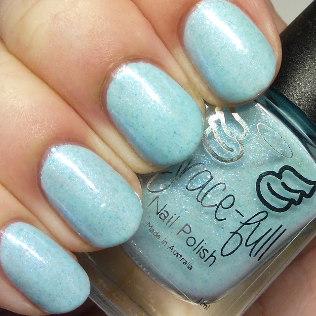 Grace-full Nail Polish I Smell Snow!