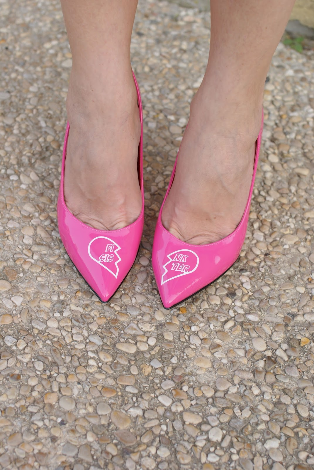 #StayMercury decollete pumps Pink Sister rosa su Morablu.it, su Fashion and Cookies fashion blog, fashion blogger