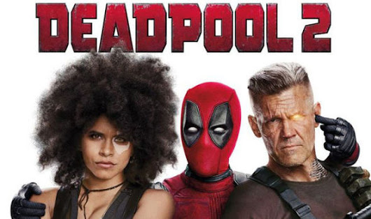 Deadpool 2 Full Movie In Dual Audio 720p 480p Download