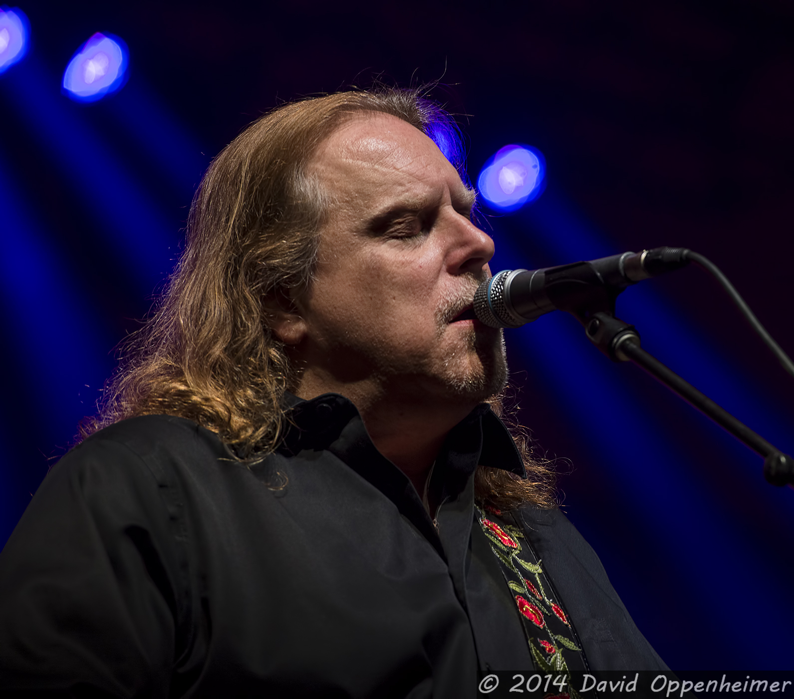 Warren Haynes with Aquarium Rescue Unit