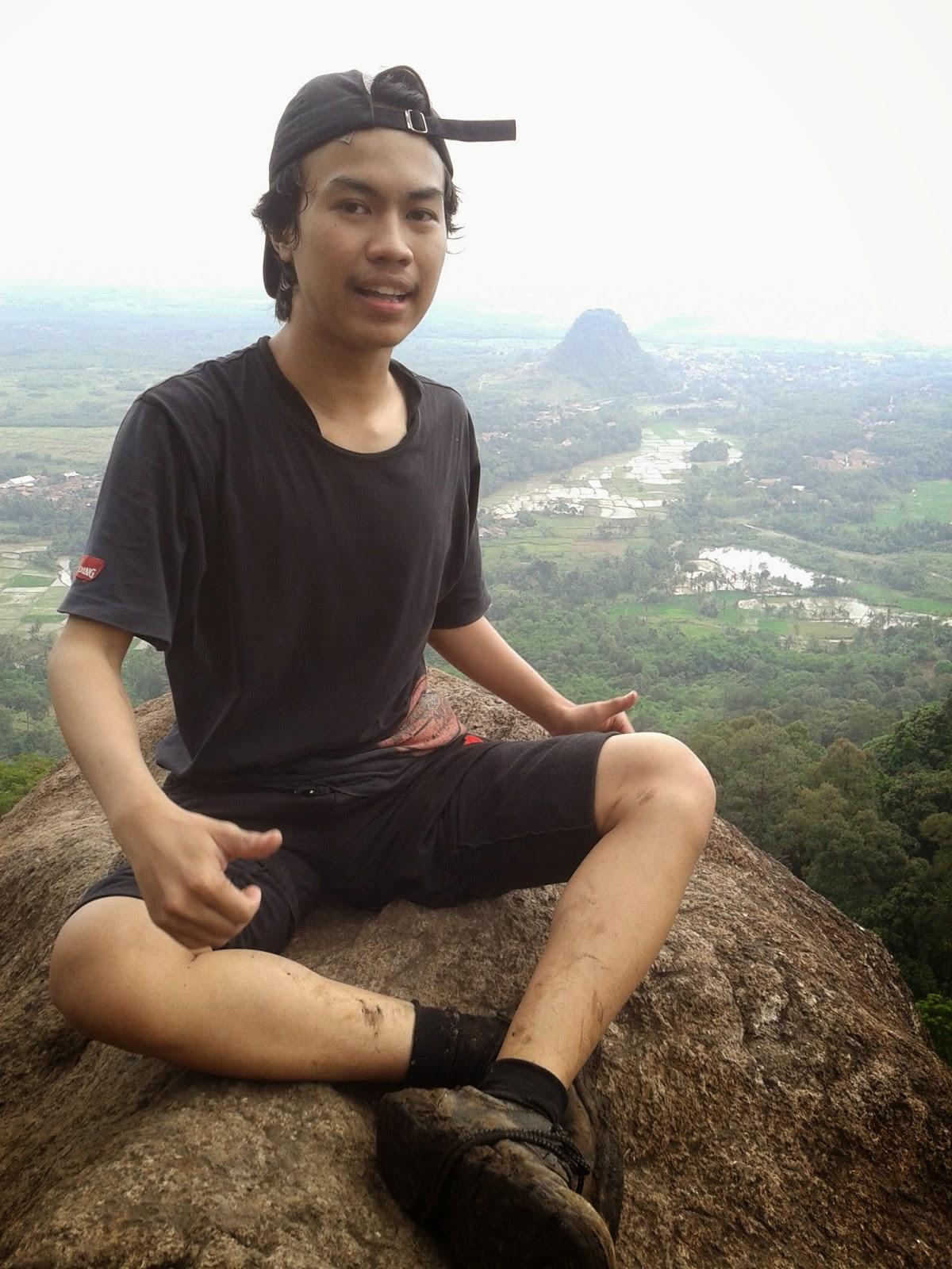 Gunung Munara 1119 Mdpl Januari 2015