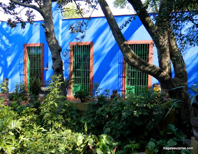 Casa Azul, Museu Frida Kahlo, Cidade do México
