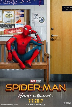 Film Spider-Man: Homecoming 2017