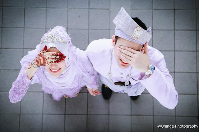 Pakej Fotografi Perkahwinan Single Photo