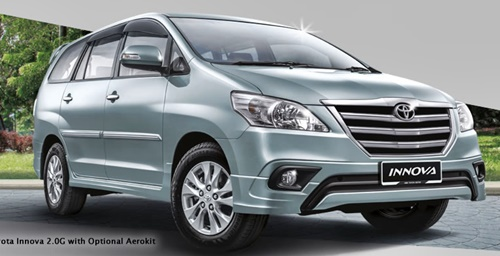 Best Performance Toyota Innova 2015
