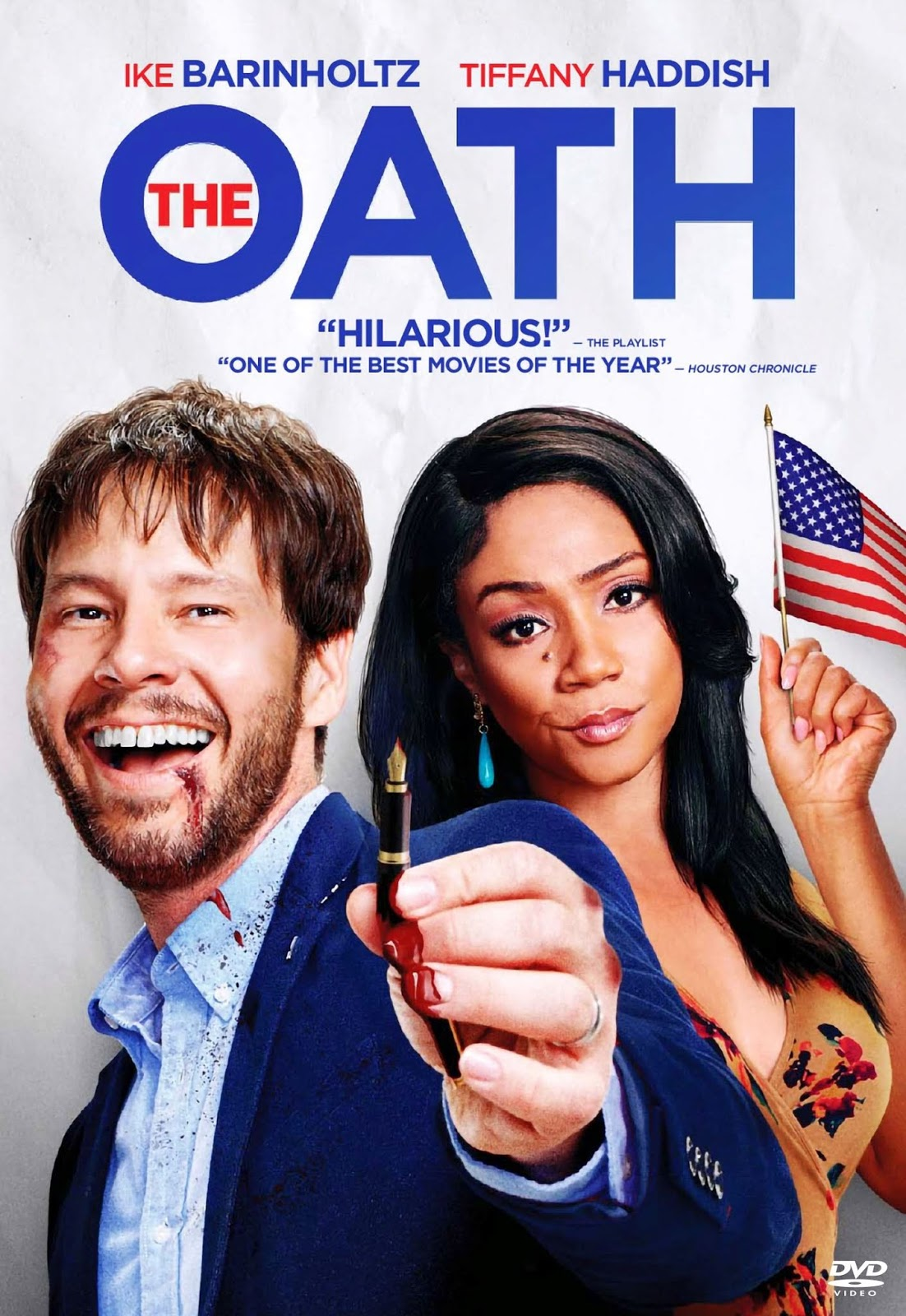The Oath [2018] [DVDR] [NTSC] [Subtitulado]