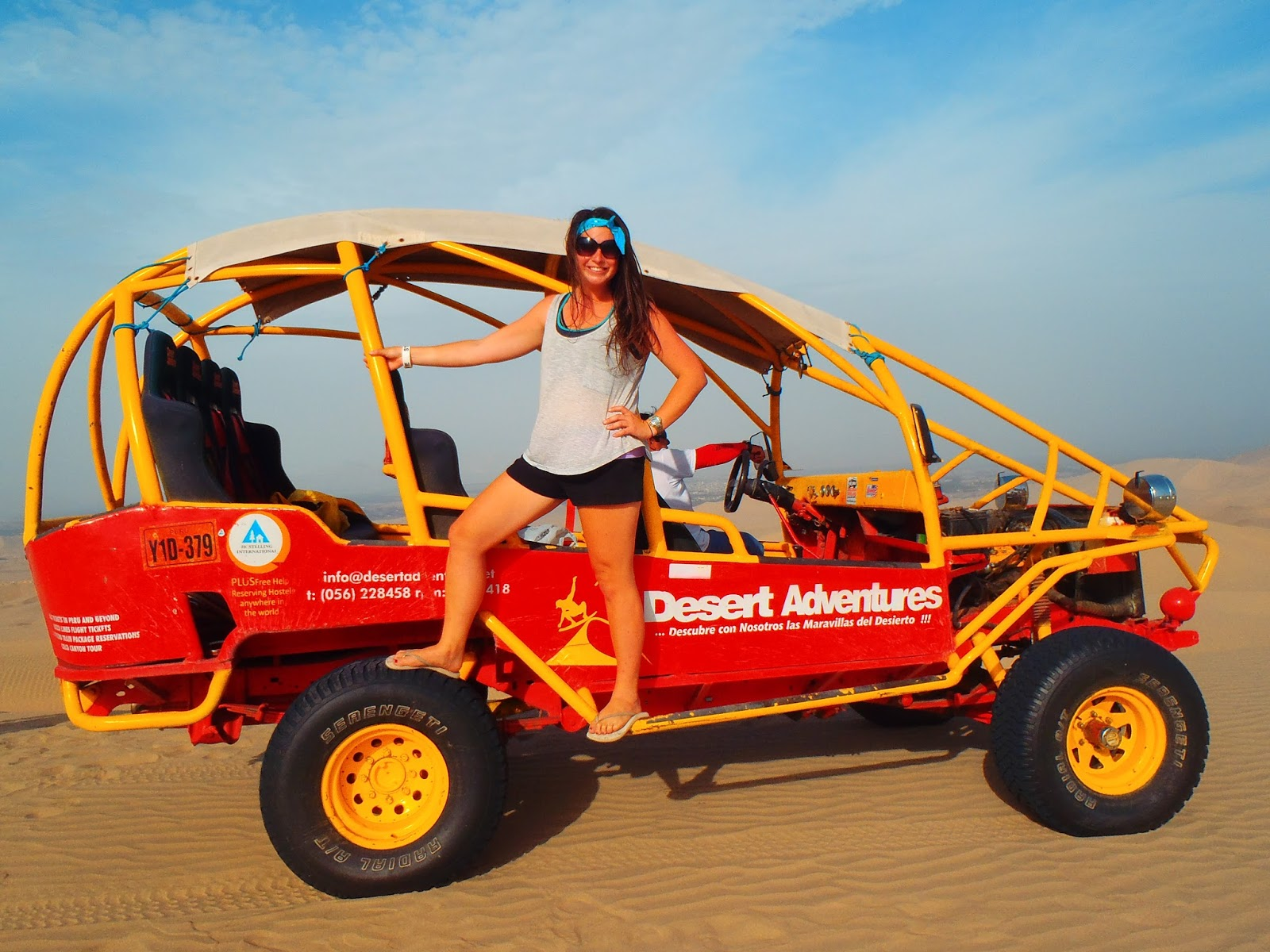 24 Hours in Huacachina: A Desert Oasis in Peru