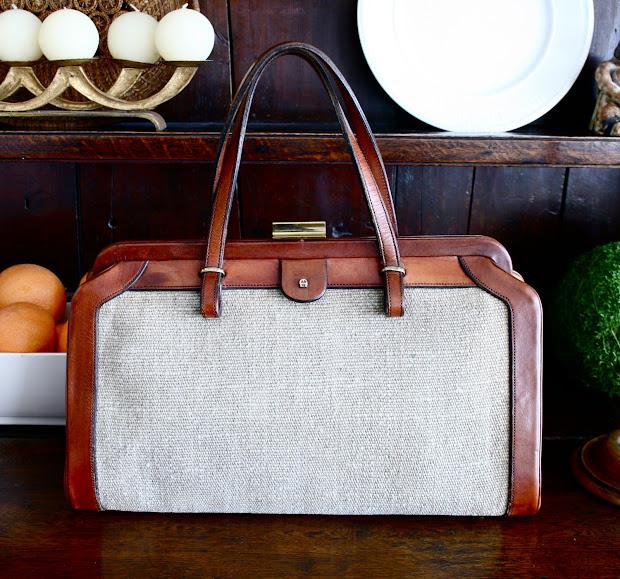 Antiqueaholics Classic Vintage Etienne Aigner Handbag