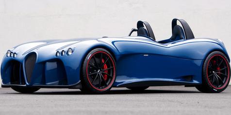 Produsennya Bangkrut, Roadster Ini Bakal Dijual Murah