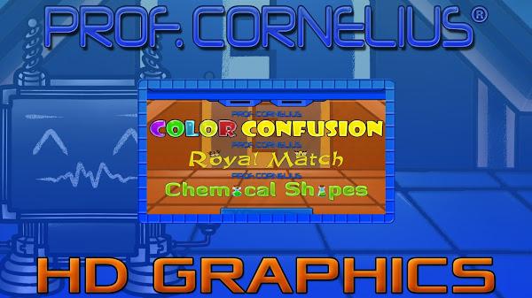 Professor Cornelius ® - Screenshot 1