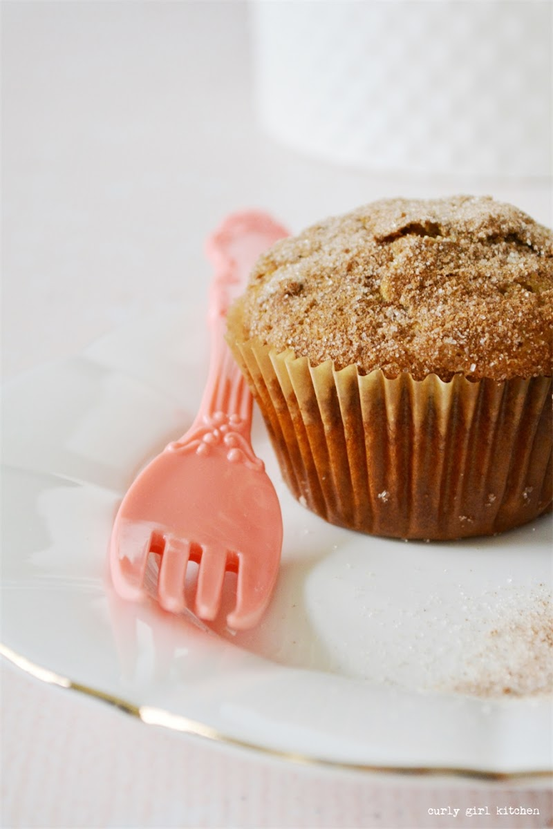 Apple Spice Muffins, Breakfast, Cinnamon and Sugar, Apple Muffins