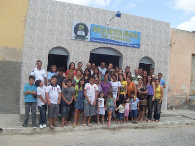 Resultado de imagem para Igreja Batista Emanuel em Caruaru (Ibec)