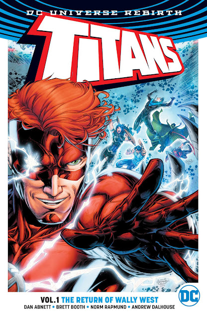wally west flash rebirth
