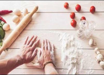 Tips Menguleni Adonan Donat atau Roti