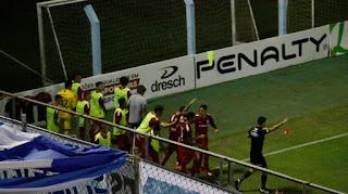Inter vence Novo Hamburgo