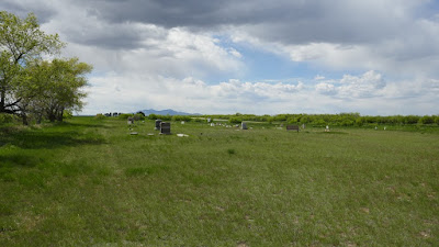 Goldstone, Montana, church, cemetery, pioneer, historical