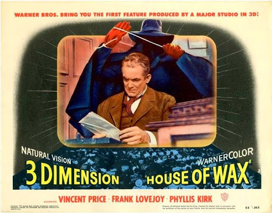 Museu de Cera (House of Wax) (1953)