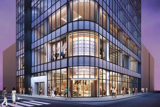 日本最大級のリユースデパート「KOMEHYO梅田店」が來年2月に ...