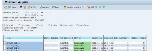Analizar Debug SAP