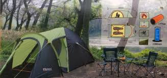 Kapasitas 4 Orang : Tenda Great Outdoor Explorer Image