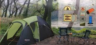 Kapasitas 4 Orang : Tenda Great Outdoor Explorer Image